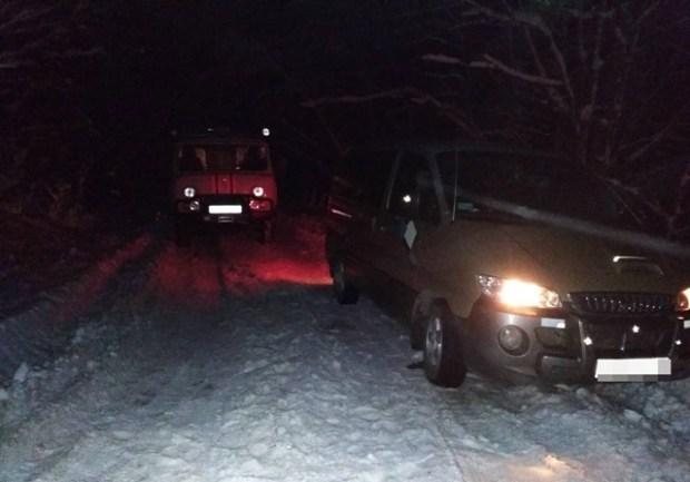 Крымские спасатели рекомендуют автолюбителям воздержаться от поездок в леса и горы