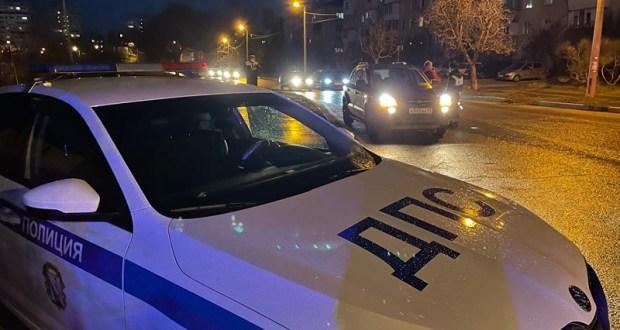 В Севастополе во время рейда «Бахус» автоинспекторы выявили трёх нетрезвых водителей