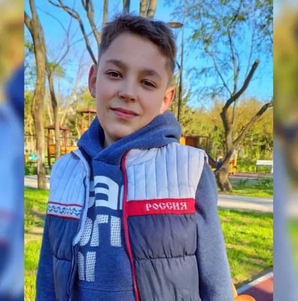 Внимание! В Севастополе пропал ребёнок - Станислав Герман