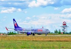 Частота полетов в Крым из Волгограда, Ханты-Мансийска и Иваново вырастет в два раза