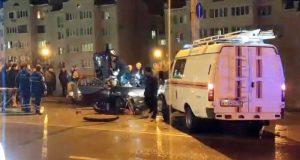Вечернее ДТП в Севастополе: к чему приводят скорость и «шашки» на мокрой дроге