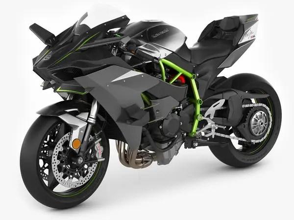 Лучшие спортивные мотоциклы: особенности, рейтинг