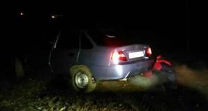 Вечернее «приключение»: «КРЫМ-СПАС» эвакуировал из размытого грунта автомобиль с людьми