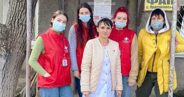 В Крыму стартовал Всероссийский проект «Добро в село»