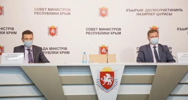 В Крыму растет число больных с коронавирусом и внебольничной пневмонией. Незначительно, но все же