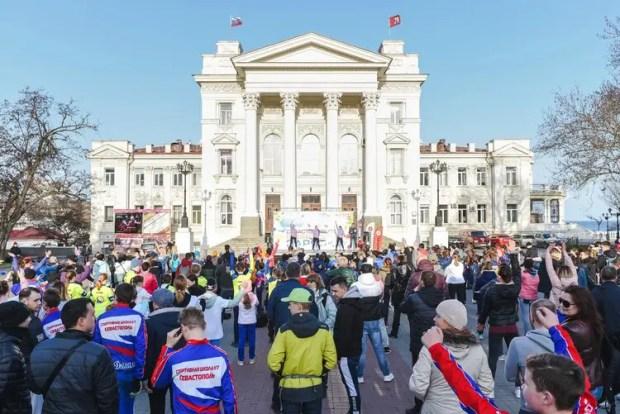 В Севастополе стартовали общегородские зарядки