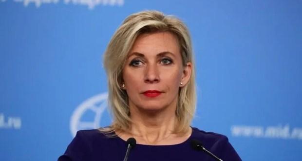 Мария Захарова назвала спекуляциями заявления Киева о проблемах со свободой слова в Крыму