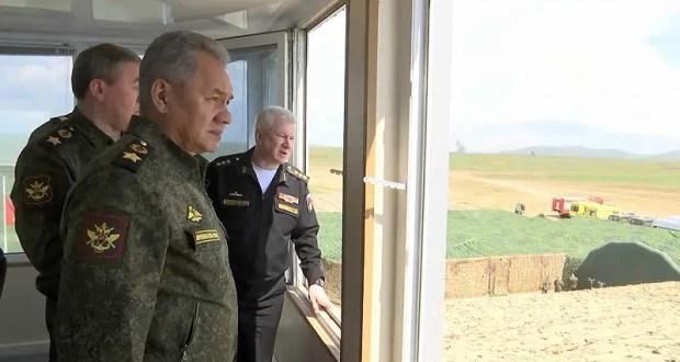Учения – стоп. Сергей Шойгу остановил внезапную проверку в Южном и Западном военных округах