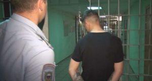 Полицейские в Саках изъяли у местного жителя наркотики и оружие