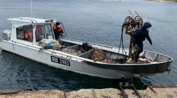 В Черном море, у берегов Крыма задержаны украинские браконьеры