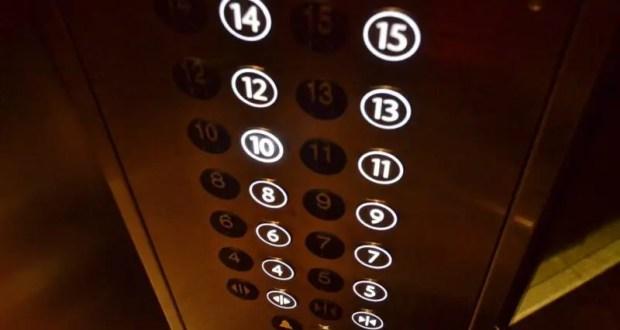 В Симферополе кто-то сломал 59 лифтов