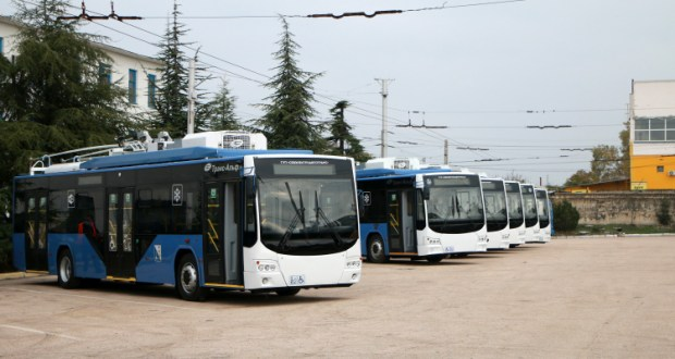 В Севастополе разрабатывают новую схему транспортно-маршрутной сети