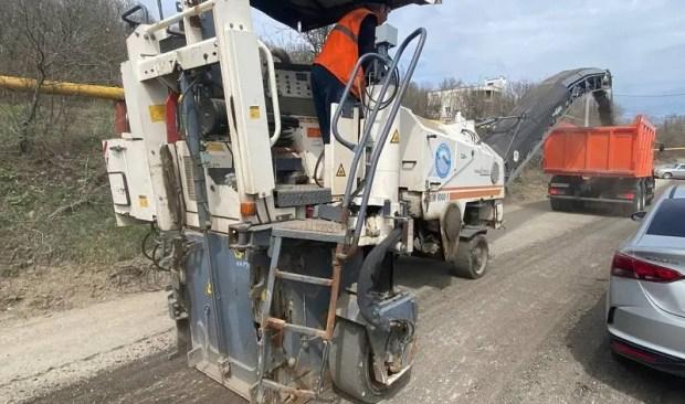 Какие дороги ремонтируют на Южном берегу Крыма в апреле
