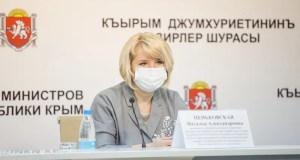 Роспотребнадзор обеспокоен апрельским ростом уровня заболеваемости COVID-19 в Крыму