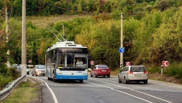 Ялтинский троллейбусный парк приглашает в гости на свой День рождения