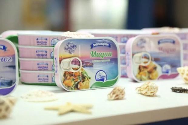 Севастополь представил свои морепродукты и рыбную продукцию на выставке в Москве