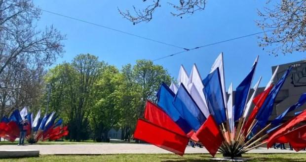 Севастополь готовят к празднованию Дня Победы