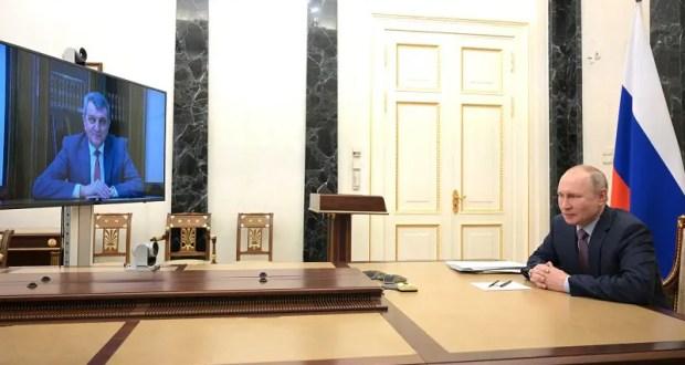 Экс-губернатор Севастополя Сергей Меняйло возглавил Северную Осетию