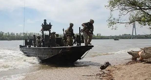 На учениях НАТО имитировалась высадка десанта в Крыму. «Business Insider» - об имитации конфликта с Россией