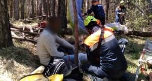 «КРЫМ-СПАС» пришел на помощь пострадавшему парапланеристу