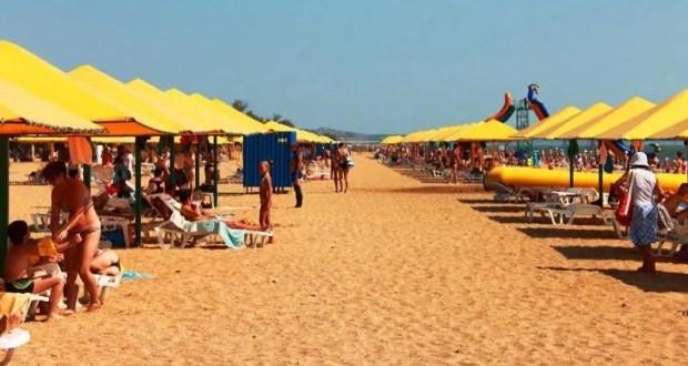 В Керчи подготовили к открытию пять пляжей и определили десяток мест, опасных для купания