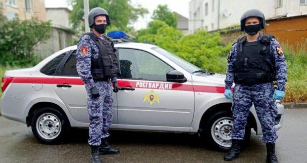 В Крыму Росгвардия нашла без вести пропавшего мужчину