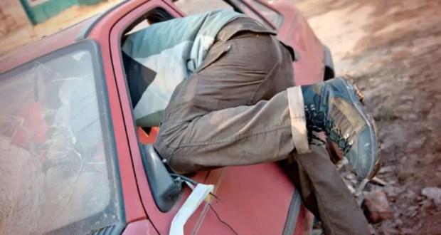 В Симферополе задержали автомобильного вора