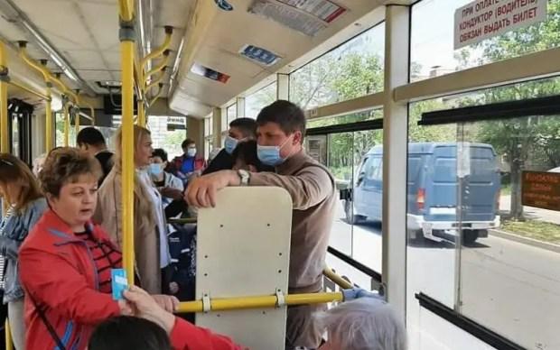 В Симферополе – новый троллейбусный маршрут - №4-А (Марьино – Арабатская)