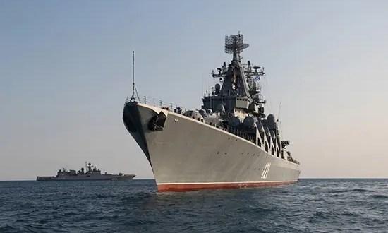 Учение в Черном море: Корабли ЧФ нашли и уничтожили подводную лодку условного противника