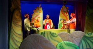 Мурманский областной театр кукол едет в Крым - когда зовут на спектакли