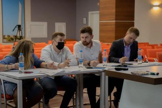 «Создавай.Севастополь»: на первом акселераторе творческих проектов выбрали пятёрку лучших идей