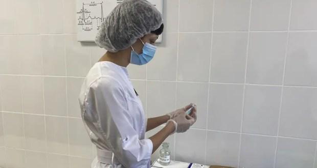 В ЮВО завершилась вакцинация военнослужащих, не имеющих иммунитет к коронавирусной инфекции