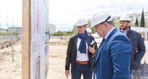 В Севастополе строят детский сад на 220 мест