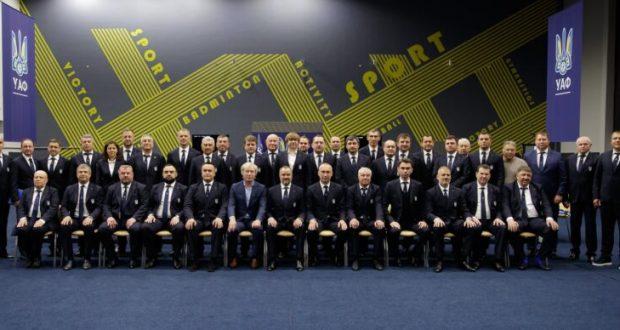 На Украине нашли выход из скандальной ситуации с формой футбольной сборной. «Героев» оставят