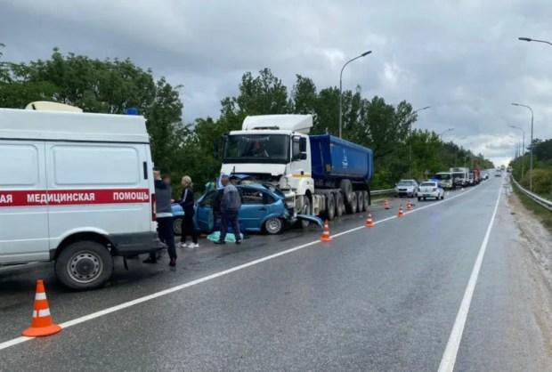 Смертельное ДТП в Белогорском районе. Полиция проводит проверку