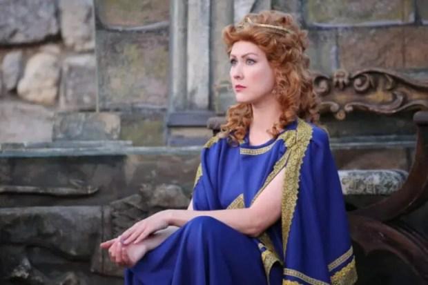 В Херсонесе прошла премьера спектакля «Забыть Герострата!»