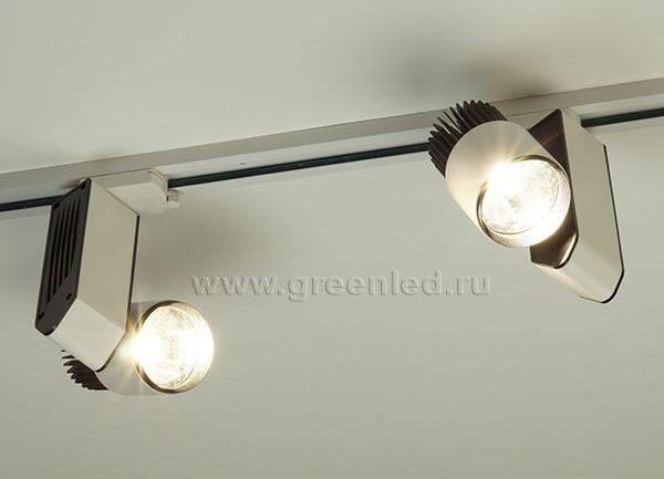 Трековые светильники - стильное решение в комфортном исполнении. Для домов и офисов