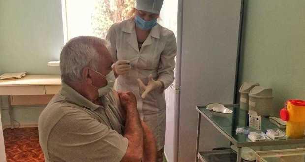 На сегодняшний день в Крыму привито от коронавирусной инфекции 232 866 человек