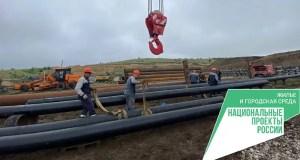 Как идет строительство улично-дорожной сети возле нового жилого комплекса «Крымская роза» в Симферополе