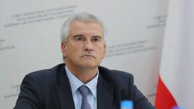 Сергей Аксёнов в режиме онлайн доложил Президенту о ходе ликвидации последствий ЧС в Крыму