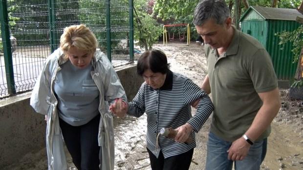 Завтра в Ялте завершится прием заявлений от пострадавших от потопа. Первые итоги