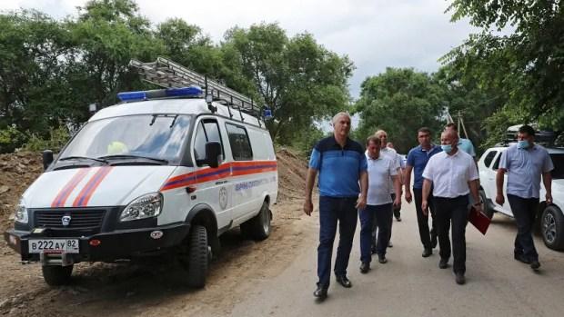 В Крыму оценили ущерб от удара стихии на востоке и юге полуострова. Свыше 12 миллиардов рублей