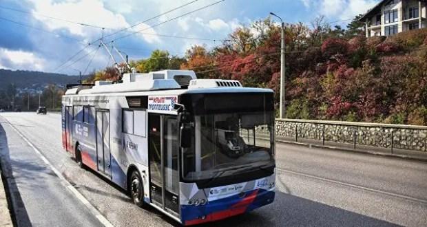 Министерство транспорта Крыма - о ликвидации последствий ЧС в Большой Ялте