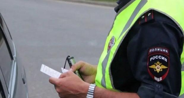 В Крыму сотрудники ГИБДД в течение суток задержали водителя, скрывшегося с места ДТП
