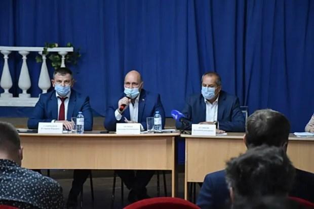 Проект культурно-досугового центра в бухте Казачья поддержали на общественных слушаниях