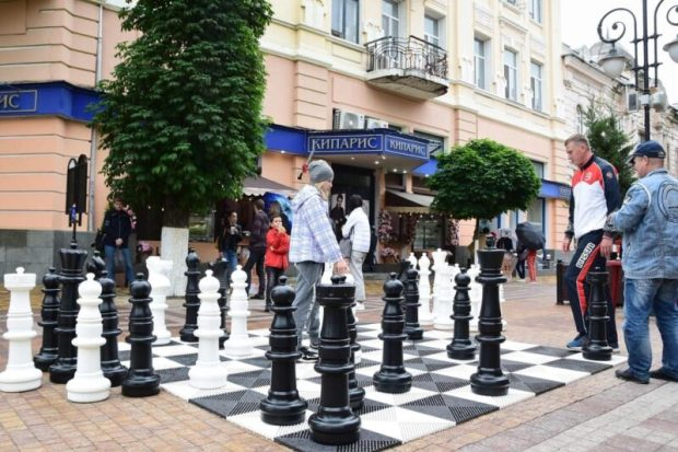 В Симферополе отмечают 237-ю годовщину со дня основания города