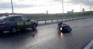 Смертельное ДТП на трассе «Симферополь – Евпатория»: погибла девушка-байкер
