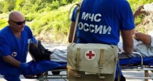ЧП в районе пещерного города Мангуп-Кале: туристы нашли человека без сознания