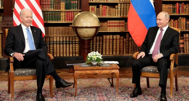 Звучала ли тема Крыма во время встречи Владимира Путина и Джо Байдена