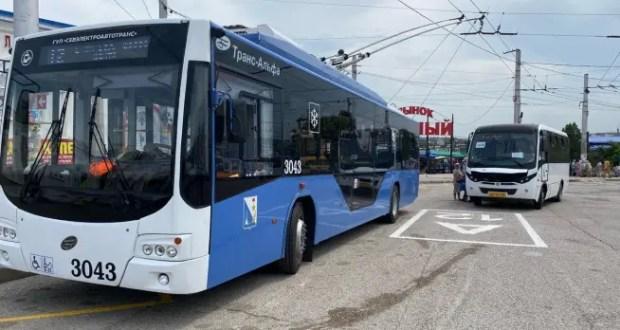 В Севастополе изменен маршрут 12-А